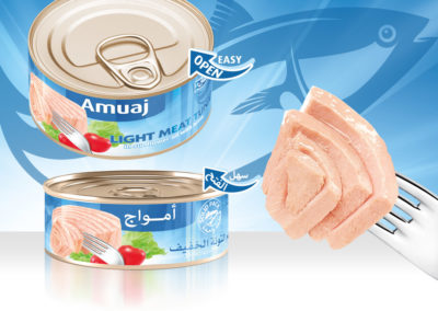 AMUAJ Light Meat Tuna 140g