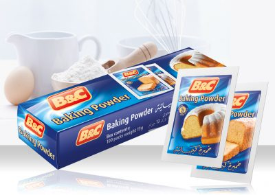 B&C Baking Powder