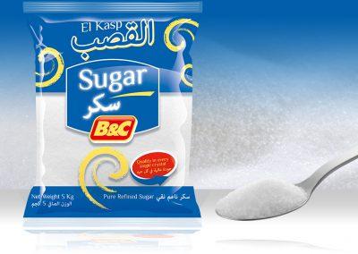 El Kasp Sugar 5 Kg