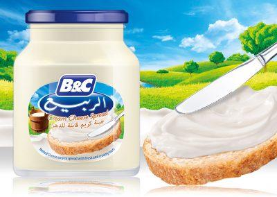 Cream Cheese Spread 910g