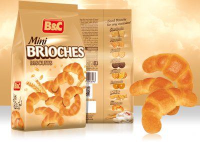 Mini BRIOCHES