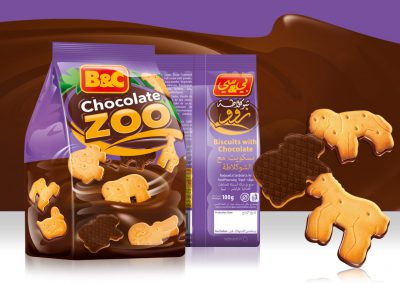 Chocolate ZOO