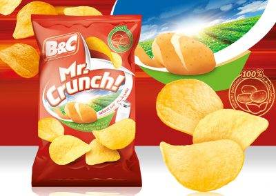 50g MR. CRUNCH! natural salt