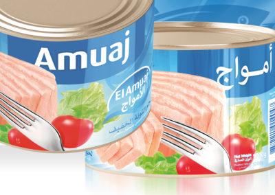 AMUAJ Light Meat Tuna 1700g
