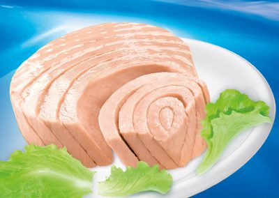 Tuna cans