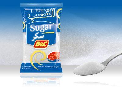 El Kasp Sugar 1 Kg
