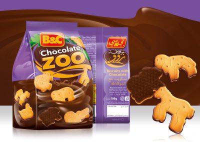 Chocolate ZOO